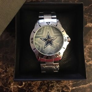 ▪️New Dallas Cowboys Watch With Box